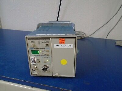 Tektronix Tm502a With 1 X Am 503b Current Probe Amplifier