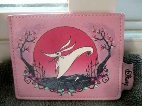 Loungefly Disney A Nightmare Before Christmas Zero Cardholder NWT