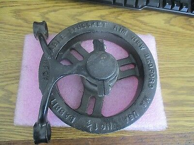 Babbitt No. 1 Adjustable Chain Wheel Sprocket. Unused Old Stock. No Box