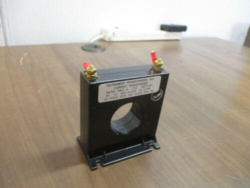 Instrument Transformers Current Transformers 5SFT-401 Ratio 400:5A 600V 50-400Hz