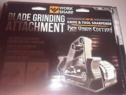 Work Sharp Ken Onion Edition Knife & Tool Sharpener Brand New WSKTS-KO