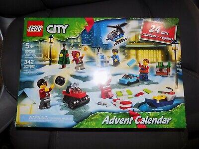 LEGO® City Advent Calendar 2020 Building Set 60268 Christmas Santa NEW