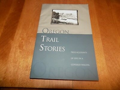 - OREGON TRAIL STORIES Covered Wagon Wagons Westward Migration Frontier Life Book