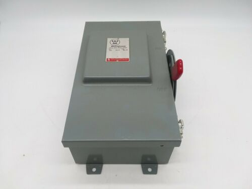Westinghouse JHU321 Heavy Duty Safety Switch