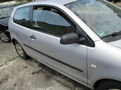 Beifahrertür Tür rechts  VW Polo 9N 3 Türer LA7W Reflexsilber Metallic gebraucht kaufen  Celle
