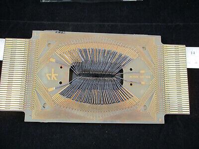 Rucker Kolls Probe Card Model 310-016 Gold