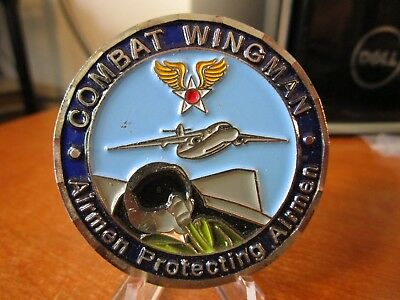United States Air Forces Europe Combat Wingman USAFE Challenge Coin #4292