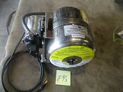 Used Shurflo Water Booster System Pn 804-023 Pump Works Soda Fountain Part B