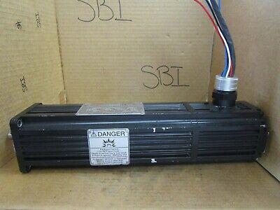 Elwood Permanent Magnet Ac Servo Motor M433-mnn0-8t08 1.29 Hp 0.96 Kw 5000 Rpm