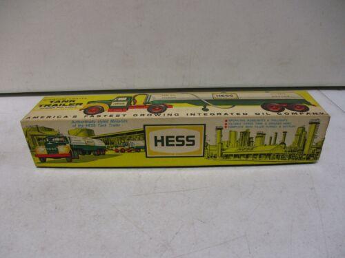 1964 Hess Toy Tanker Truck 9/30
