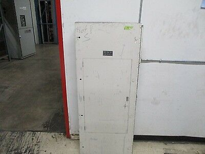 Square D Main Lug I-line Panel 400a 600v Missing Cover Screws Used