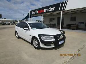 2011 HOLDEN COMMODORE OMEGA VE WAGON  ****1ST SOLD 2012*** Kenwick Gosnells Area Preview