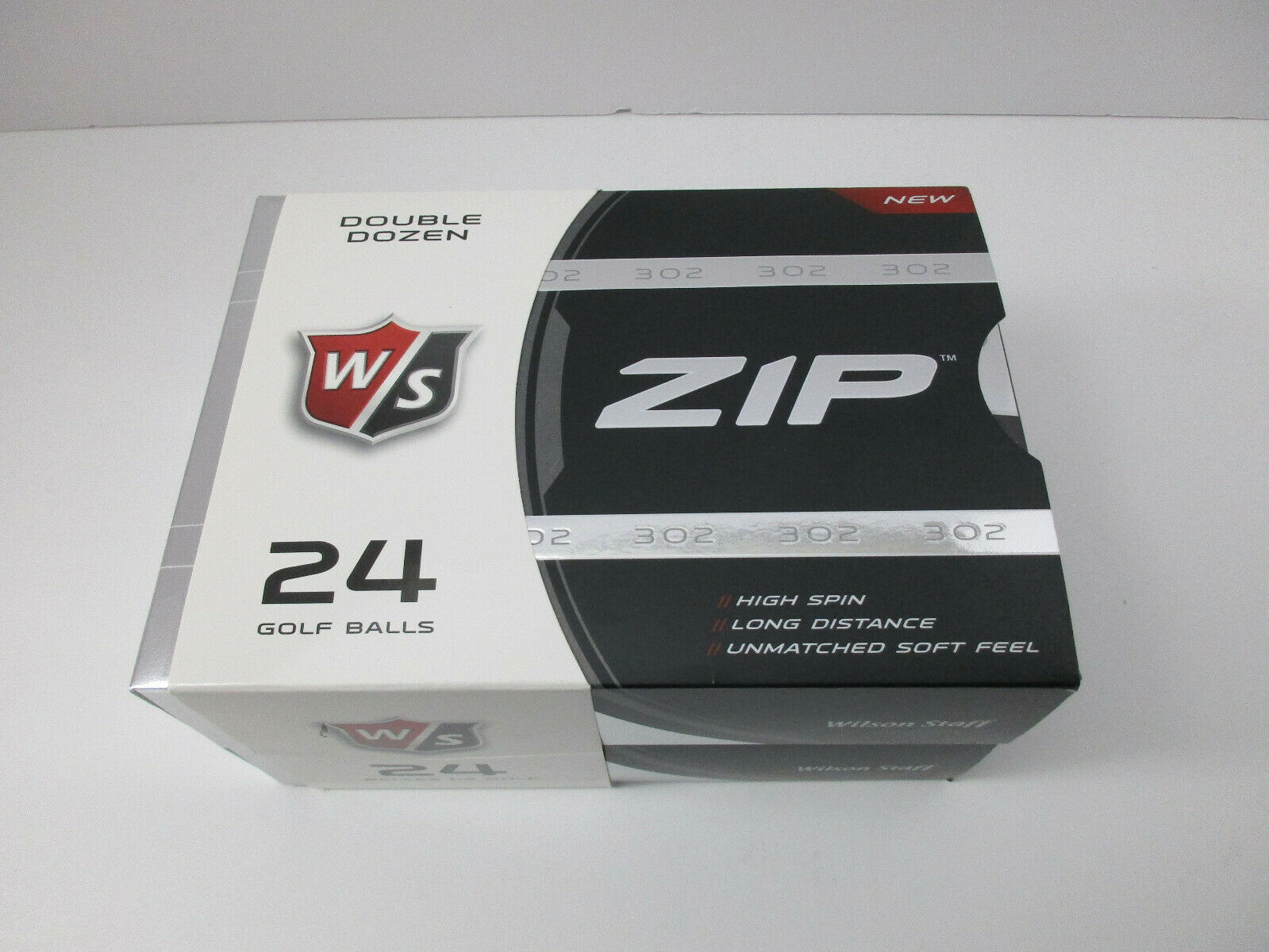 Wilson Staff Zip 24Pk  24-Ball Pack