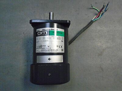 OM Oriental Motor 5IK60GU-SWT AC Induction Motor 60Watt 220V 3Phase *Tested*