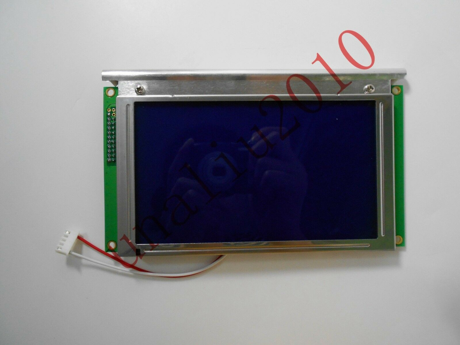 1pc DMF-50773NF-FW OPTREX  LCD display replacement Blue -white