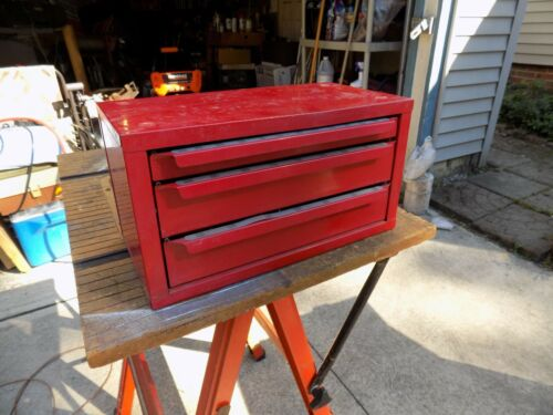 VINTAGE HOUT FRACTIONAL DRILL DISPLAY CASE