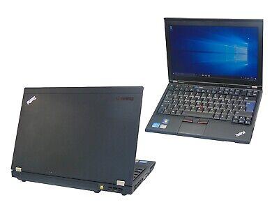 Lenovo Thinkpad X220 Core i5 2.50GHz 4GB 128GB SSD Windows 10 Warranty Laptop