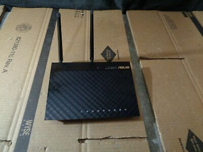 ASUS AC1750 DUAL-BAND WIRELESS 4-PORT GIGABIT ROUTER (Asus Rt Ac66r Dual Band Wireless Ac1750)