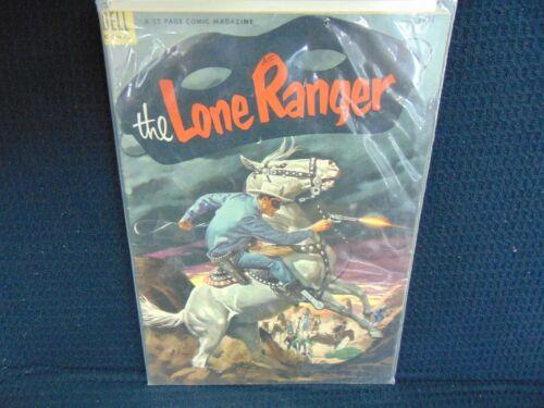 THE LONE RANGER DELL COMIC BOOK
