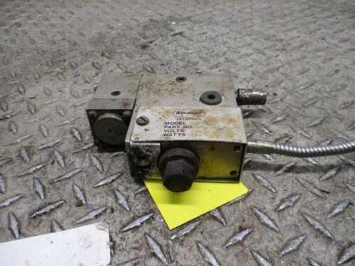 Nordstrom h201tf pn: 8151380, single nozzle 240v