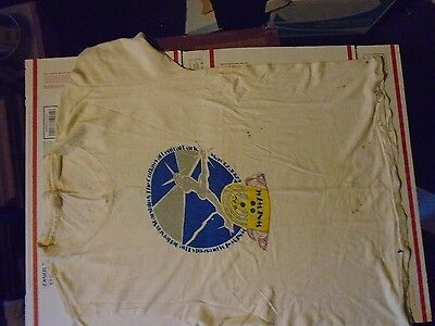 Jefferson Starship/ Outlaws Central Park '75 Concert Tee
