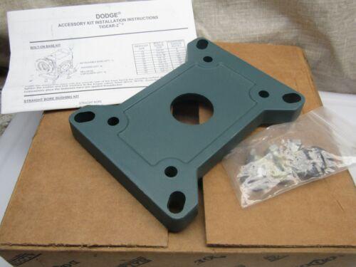 Dodge Size-20 Tigear-2 Bolt-on Base Kit Gear Box Mounting Plate