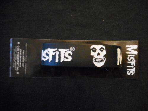 Misfits - Rubber Bracelet Wristband Skull Logo