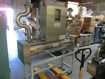 AQUAFINE UV WATER SYSTEM MODEL SCD-700 TOC REDUCTION & CHLORINE DESTRUCTION