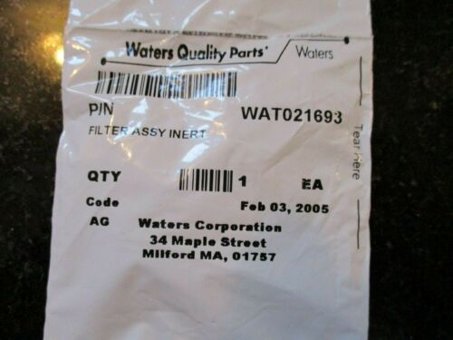 WAT021693 Waters HPLC Inert Filter Assembly