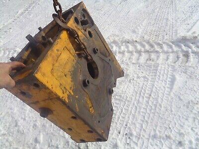 John Deere 450 450b Crawler Dozer. Steering Clutch Housing Right Side.