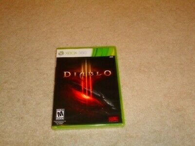 DIABLO III...XBOX 360...***SEALED***BRAND NEW***!!!!!!!! for sale  Shipping to Nigeria