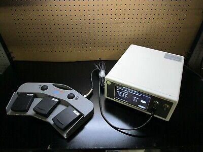 Smith Nephew Dyonics Power Ii Endoscopy Control Unit W Footswitch 2010 Model