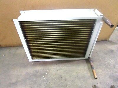 No Name Copper Aluminium Ac Refrigeration Condenser Coil 23-58 X 30-34