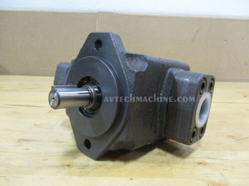 VCM-1M-31-FR CML Hydraulic Vane Pump Comparable Vickers CRS-V20-1P11P-1C11