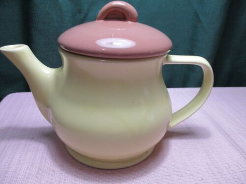 Brush USA Pottery Teapot