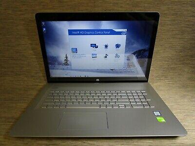"""HP M7-u009dx 17.3"""", Core i7 6500U, 16 GB RAM, Nividia GeForce, 1 TB HDD, WIN. 10"""