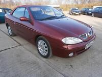 Renault Megane by Repairable Vehicles Ltd, Farnborough - Just Off The M3 In Hampshire, Hampshire