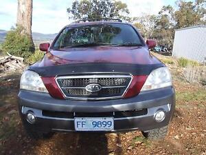 2005 Kia Sorento Wagon, 3.5L V6, Selectable 4WD/Hi-Lo range. Austins Ferry Glenorchy Area Preview