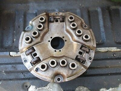 1981 Allis Chalmers 7010 Diesel Farm Tractor Clutch Pressure Plate Free Ship