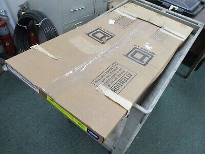 Square D Breaker Panel Cover Nc38s Surface Mount Size 38 New Surplus