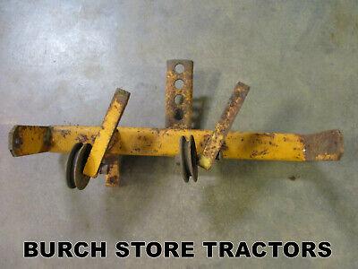 Woods 59 Belly Mower Rockshaft Mule Drive For Ih Farmall Cub Tractors