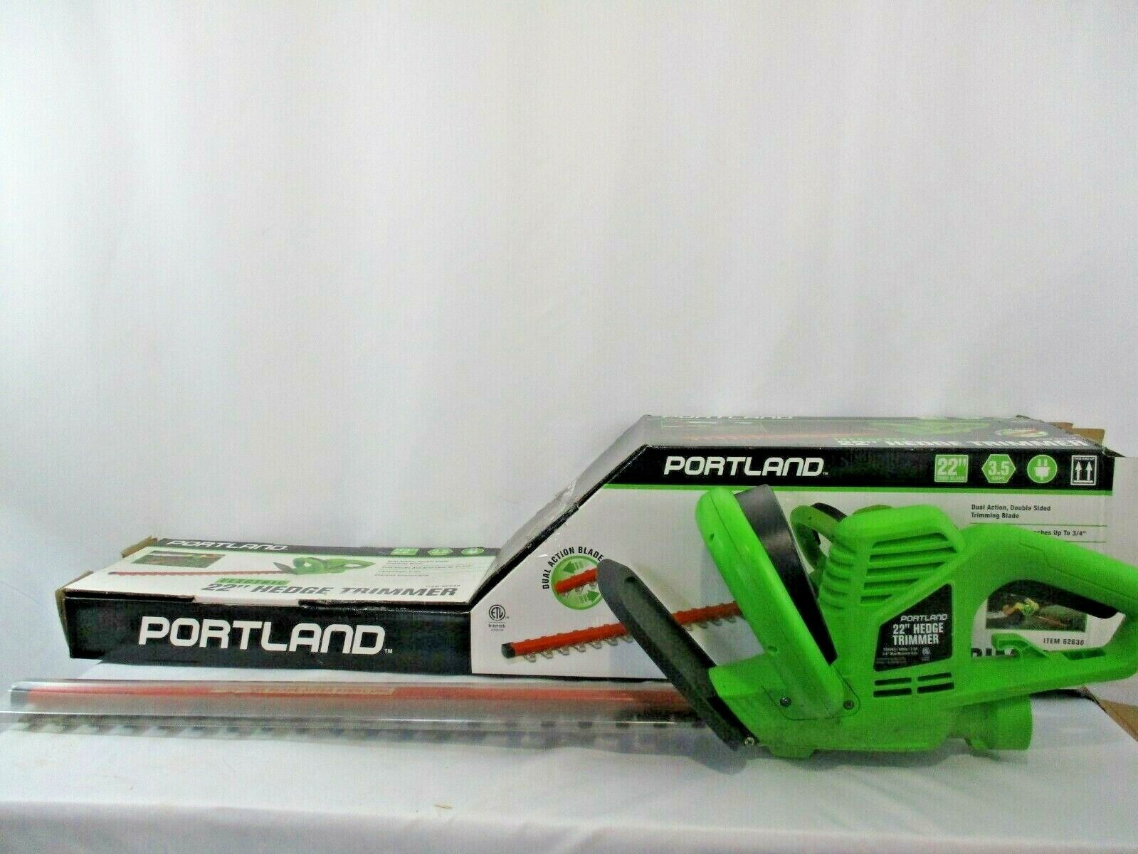Portland Electric 22'' Hedge Trimmer