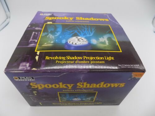 Halloween Shadow Lamp Wall Projector Light Up Spooky Haunted Party Decoration