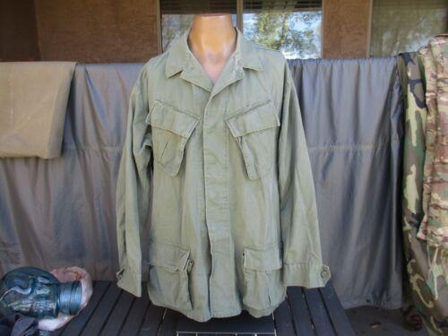 Vietnam War OD Jungle Jacket, Large Size