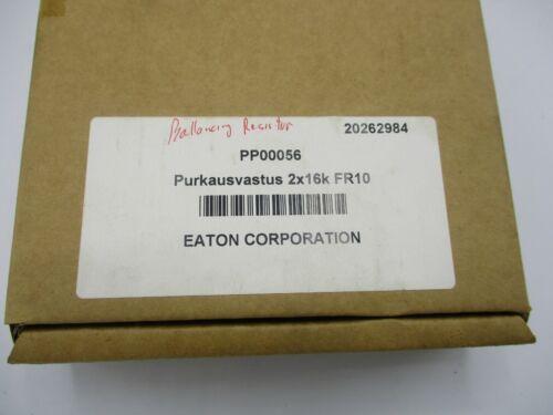 NEW EATON PP00056 RESISTOR ASSEMBLY 2X16K FR10