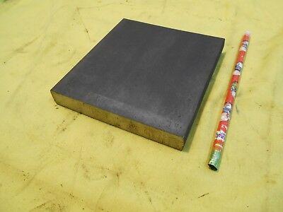 A-36 Steel Flat Bar Stock Tool Die Machine Shop Plate 34 X 5 X 5 38 Oal