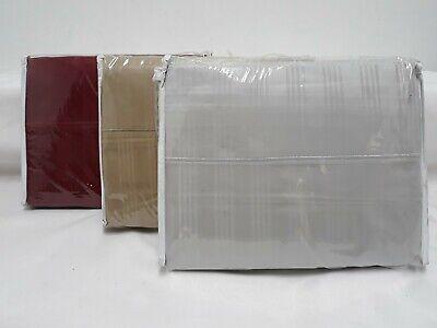 BETTER HOMES & GARDENS 400 THREAD 100% COTTON SHEET SET SHEETS CHOICE: KING (Best 100 Cotton Sheets)