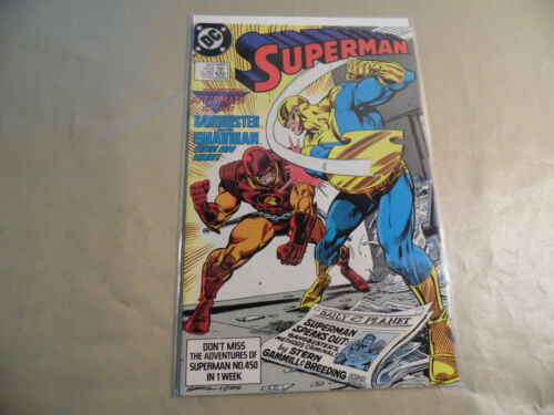 Superman #27 (DC 1989) Free Domestic Shipping