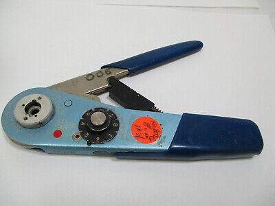 Daniels Mfr Afm8 Crimping Tool M225202-01 Crimper Ser. D
