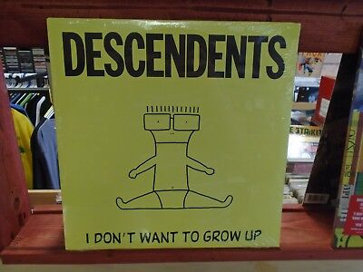 Descendents I Don't Want To Grow Up LP NEW vinyl [Punk Hardcore Punk Milo]](I Dont Want To Grow Up)